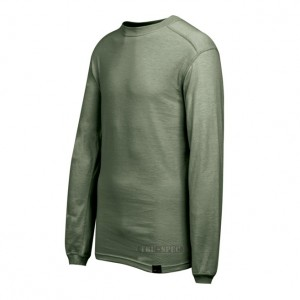 Baselayer Crew Neck Long Sleeve Shirt
