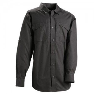 Field shirt - Long sleeves 5.4oz 100% cotton