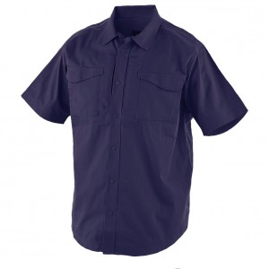 Field shirt - Short sleeve 5.4oz 100% cotton
