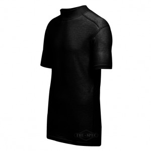 Baselayer Mock Neck Short Sleeve Shirt