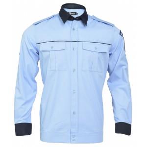 retailer online de unde să cumperi încălţăminte ViperShop - Camasa bluza cu banda la terminatie - maneca lunga ...