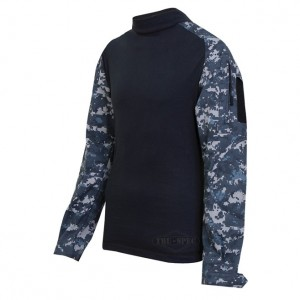 Original Tactical Response Combat Shirt6535 Polyester Cotton rip-stop Sleeves with 6040 Cotton Nylon CORDURA