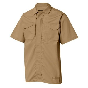 Uniform shirt -Short sleeve  6.5 oz 65% Poliester   35% Cotton rip-stop