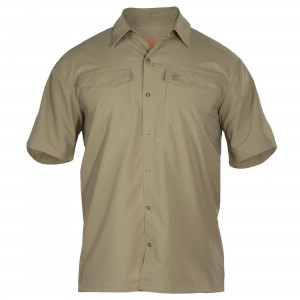 Camasa Freedom Flex Woven Shirt - Short Sleeve