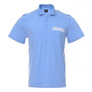 Tricou polo inscriptionat